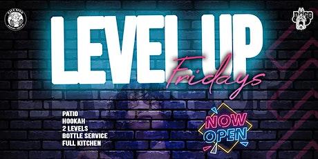 Level Up Fridays tickets