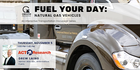 Fuel Your Day: Natural Gas Vehicles tickets
