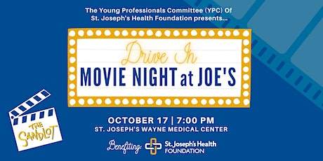 Drive-In Movie Night @ St. Joseph's Health tickets