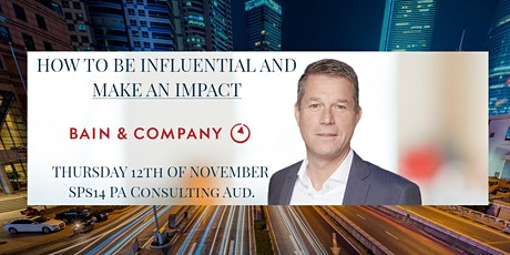 How To Be Influential & Make an Impact billets