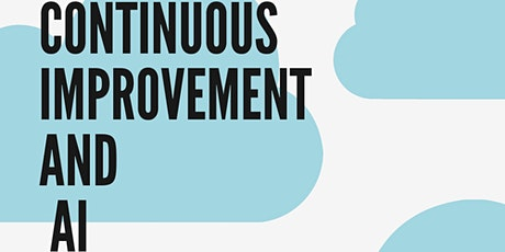 Using ContinuousImprovement and AI together: a better work environment tickets