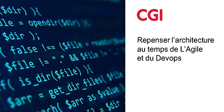 Repenser l'architecture au temps de l'Agile et du DevOps tickets