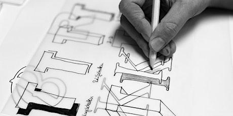 HANDLETTERING 3D - Workshop auf der kreativ freiburg WINTERZAUBER Tickets