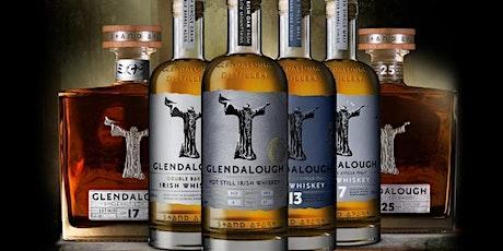 Virtual Tasting of Glendalough Irish Whiskey tickets