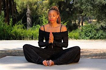 Black Velveteen Yoga Yin Yoga Series tickets
