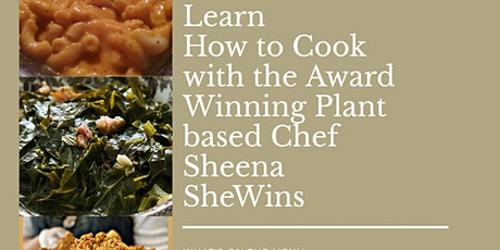 Ohm Woke In The Kitchen w/ Chef Sheena Shewins (Southern Comfort Style) tickets