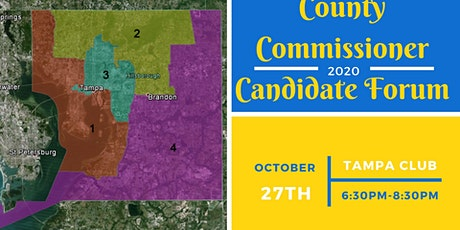 Young Republican's County Commissioner Candidate Forum tickets