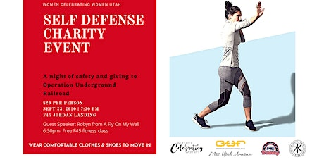 Self-Defense & Charity Event tickets