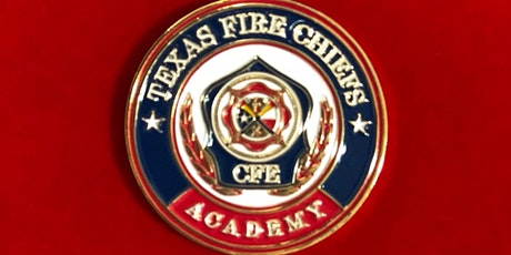 Texas Fire Chiefs Academy - San Marcos Fall 2020 tickets