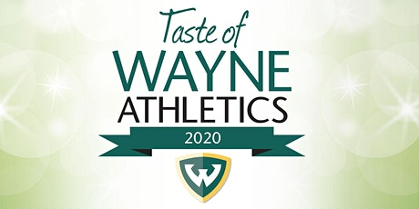 2020 TASTE OF WAYNE ATHLETICS tickets