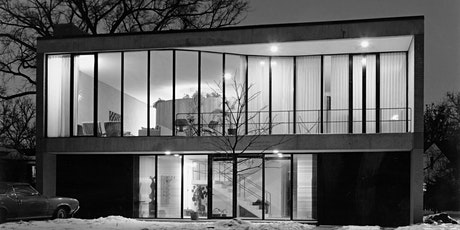You Don't Have to Follow Mies Religiously:  John Vinci's 1975 Freeark House tickets