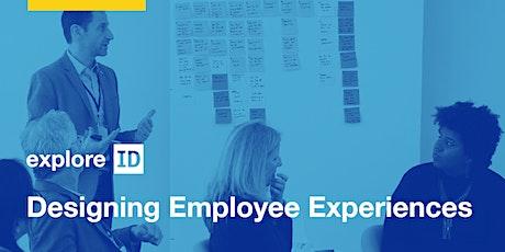 exploreID: Designing Employee Experiences tickets