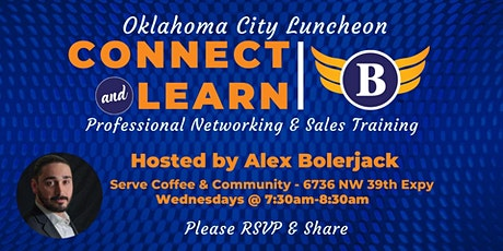 OK | OKC - Breakfast Networking and Sales Training tickets