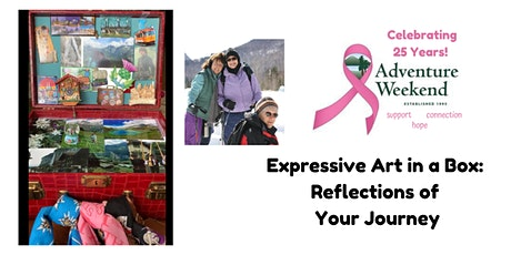 BJBBCR 25th AWE Anniversary Celebration: Expressive Art in a Box tickets