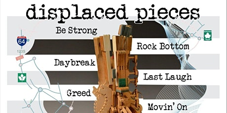 Displaced Pieces Listening Party tickets