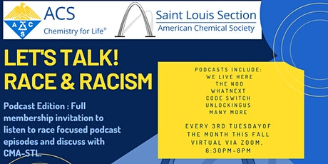 STL-ACS Let's Talk Race and Racism tickets