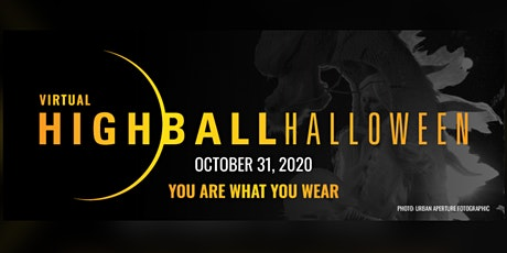 HighBall Halloween 2020 VIRTUAL EVENT tickets