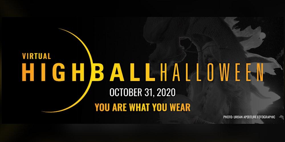 Highball Halloween 2020 HighBall Halloween 2020 VIRTUAL EVENT Tickets, Sat, Oct 31, 2020