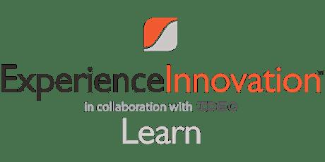 Entrenamiento y Certificación en  Design Thinking - ExperiencePoint entradas