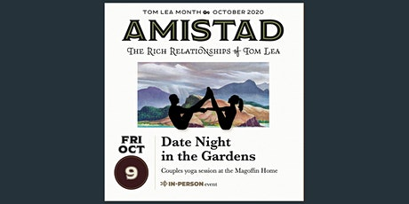 Date Night in the Gardens- A $40 Per Couple Experience! tickets