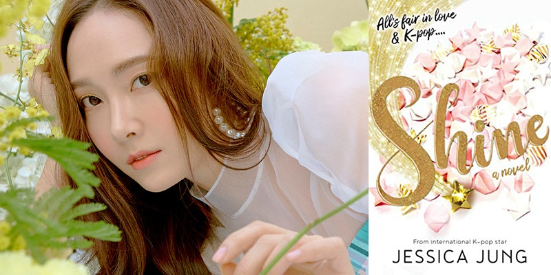 Jessica Jung And Her Sister F X S Krystal Will Host A Virtual Event For The Release Of Shine First 500 Purchases Come With Jessica S Autograph Hallyu