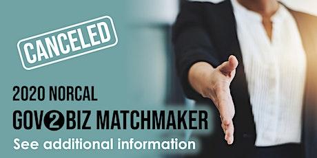 2020 Norcal Gov2Biz Matchmaker [Santa Rosa] tickets