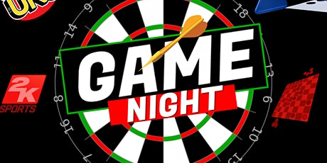 GAME NIGHT (WED & FRIDAY) tickets