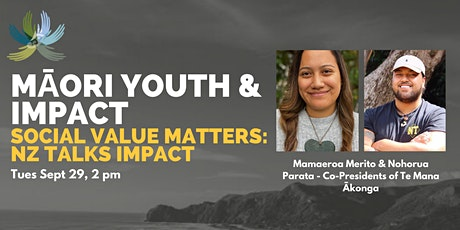 Maori Youth & Impact tickets