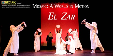 "Mosaic: A World in Motion -- ""El Zar"" - Livestream tickets"