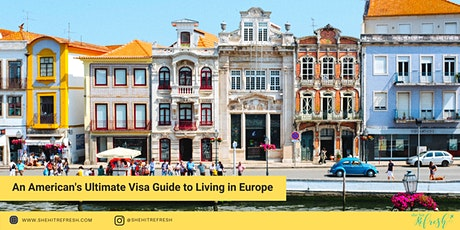 I'm Outta Here! An American's Ultimate Visa Guide to Living in Europe Tickets