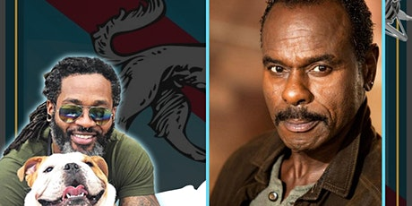 The Wolfkeeper Show with Steven Williams | September 30 tickets