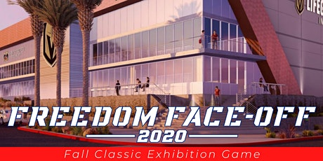 Freedom Face-Off tickets