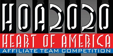12th Annual 2020 Heart of America Competition tickets
