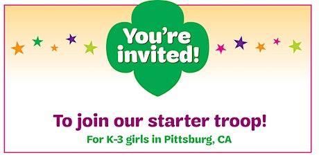 Pittsburg, CA | Starter Troop tickets
