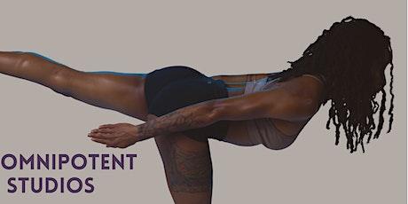 Soulful Gentle Slow Flow Yoga • Eboni Alexandria • Omnipotent Studios tickets