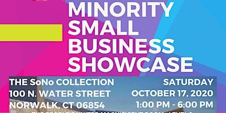 MINORITY SMALL BUSINESS SHOWCASE tickets