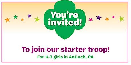 Antioch, CA | Starter Troop tickets