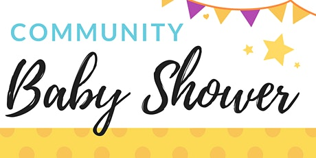 Community Virtual Baby Shower tickets