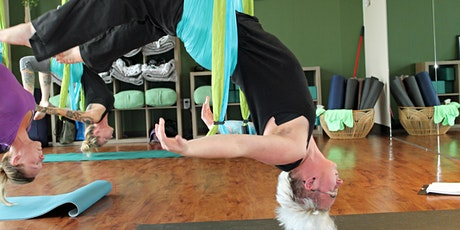 Yoga Trapeze Boot Camp (October 7pm) tickets