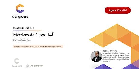 Formação Métricas de Fluxo bilhetes