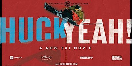 """MSP Films """"Huck Yeah!"""" UK Premiere 02.10.20 tickets"""