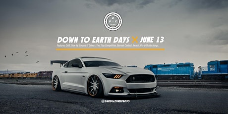 Down To Earth Days 2021 tickets