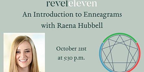 Introduction to Enneagrams with Raena Hubbell tickets
