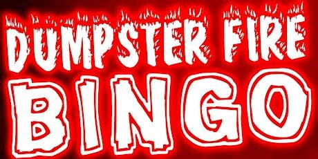 Dumpster Fire Bingo Halloween Edition tickets