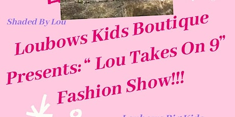 "LouBows Kids Boutique Presents: "" Lou Takes On 9, Dance 4 Hypermobility!"" tickets"