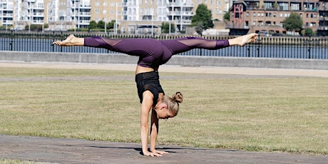 Handstand Conditioning and Contemporary Acrobatics Workshop (Level 2) tickets