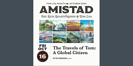 The Travels of Tom: A Global Citizen tickets
