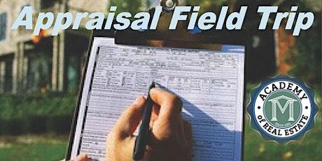 Appraisal Field Trip (In Person) -- Gorgeous Estate overlooks Chattahoochee tickets