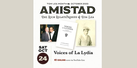 Voices of La Lydia tickets