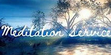 Wednesday Night Service: Meditation Service tickets